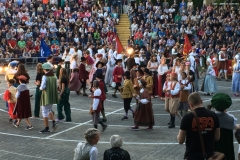 2018 Tänzelfest Eröffnung (2)