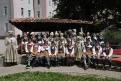 2018 Tänzelfest S+W Schmiedegruppe